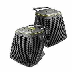 Ryobi 18-Volt ONE+ Score Wireless Speaker Set with SKAA Tech