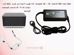 18V AC/DC Adapter For Mass Fidelity Core 120W Portable Wirel