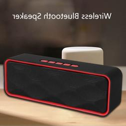 20W Wireless Bluetooth Portable Speaker Big Power  Handsfree