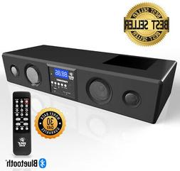 PYLE- 300 W Bluetooth Soundbar W/USB/SD/FM Radio/Wireless Re