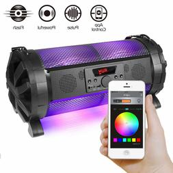 30w led bluetooth speaker indoor outdoor wireless