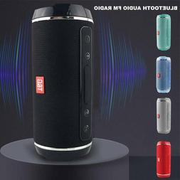40w Wireless Bluetooth Speaker Waterproof Stereo Bass USB/TF