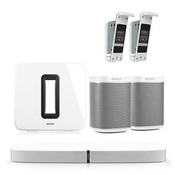 Sonos 5.1 PLAYBASE Home Theater Digital Music System with Fl