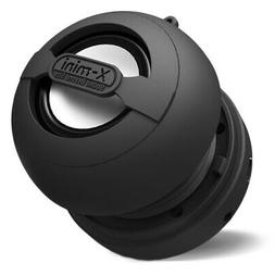 X-Mini KAI XAM11-B Bluetooth Portable Capsule Speaker, Black