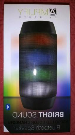 Aduro AMPLIFY LED Bluetooth Wireless Speaker - Color Changin