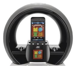 JBL On Air Wireless iPhone/iPod AirPlay Speaker Dock with FM