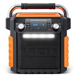 ION Audio iPA 81OR Wireless Bluetooth All Weather Rugged Job