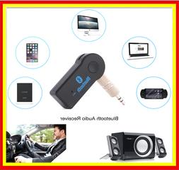 Bluetooth Receiver Music Mp3 Audio Adapter Car Stereo Aux Wi