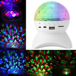 Bluetooth Speaker Portable Wireless LED Lights Color Changin