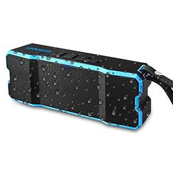 bluetooth speakers ipx6 waterproof dustproof