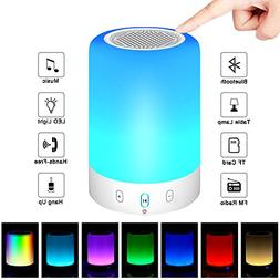 Bluetooth Speakers,POECES Hi-Fi Portable Wireless Stereo Spe