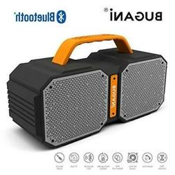 Bugani Bluetooth Speakers with Ture Wireless Stereo Function