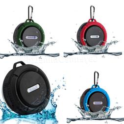 BLUETOOTH WATERPROOF WIRELESS TRAVEL SPEAKER WITH MIC For GO