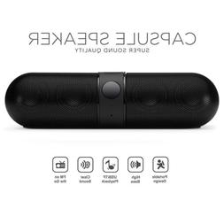 Bluetooth Wireless Speaker Mini Portable Super Bass For Smar