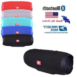 Portable Waterproof Bluetooth Speaker Wireless Outdoor Recha