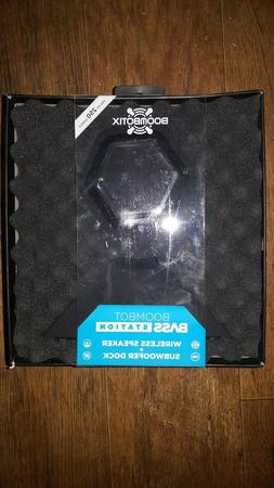 Boombotix Boombot BASS Station Bluetooth Wireless Ultraporta