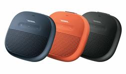 Bose SoundLink Micro Bluetooth Waterproof Speaker Black, Bri