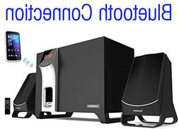 boytone BT-3107F 2.1 Speaker System - 14 W RMS - Wireless Sp