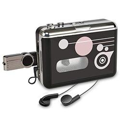Rybozen Portable Cassette Player Recorders, Standalone Digit