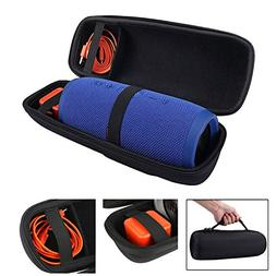 LuckyNV Charge 3 Case,Waterproof Portable Storage Hard Case