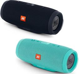 JBL Charge 3 Waterproof Portable Bluetooth Speaker - Pair