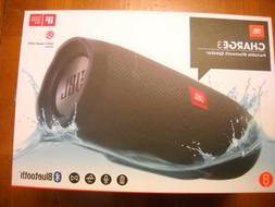 JBL Charge 3 Waterproof Portable Rechargeable Bluetooth Spea