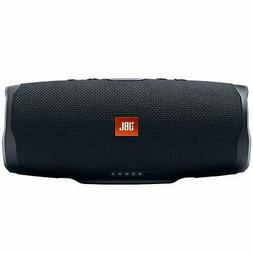 JBL Charge 4 Portable  Wireless Bluetooth Speaker Black