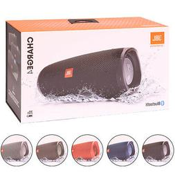 charge 4 wireless portable bluetooth waterproof stereo