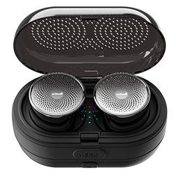 Dual Bluetooth <font><b>Speakers</b></font> With Charging <f