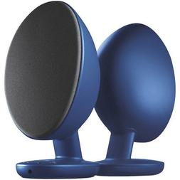 Kef EGG Wireless Speaker Pair - Blue