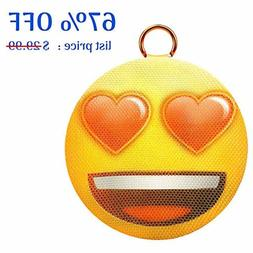 AOMAIS Emoji Bluetooth Speaker, Wireless Portable Speaker wi