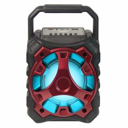 Fully Powered 500W Bluetooth Wireless Portable Multimedia Sp