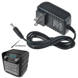 AC DC Power Charger for ION Tailgater Express Wireless Speak