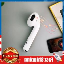 Giant Creative Bluetooth Speaker Air pods Shaped Wireless St
