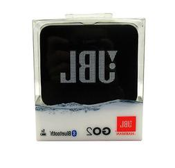 JBL GO 2 Portable Wireless Waterproof  Noise-Cancelling Spea