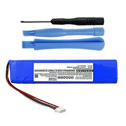 MPF Products 5000mAh GSP0931134 Replacement Battery Compatib