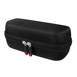 Hermitshell Hard EVA Travel Black Case Fits Sony XB20 / SRS-