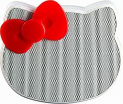 iHome Hello Kitty Wireless Bluetooth Speaker with Line In Op