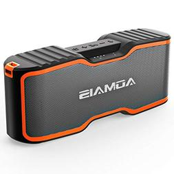 AOMAIS Sport II+ Bluetooth Speakers, Portable Wireless Speak