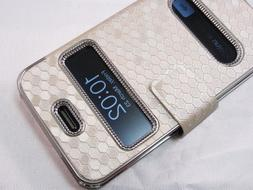 Importer520 Luxury Luxurious Synthetic Leather PU Magnetic F
