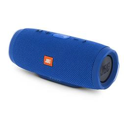 JBL Charge 3 Waterproof Bluetooth Speaker -Blue