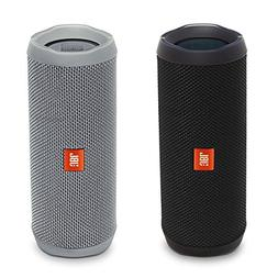 JBL Flip 4 Portable Waterproof Bluetooth Speaker - Pair