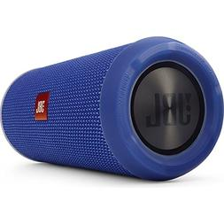 JBL JBLFLIP3BLUE Flip 3 Portable Bluetooth Speaker - Blue