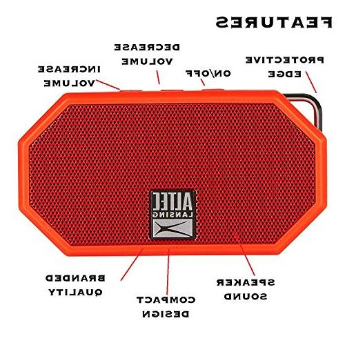 Altec Lansing IMW257 H2O Wireless Waterproof Speaker