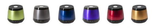 JAM Classic Wireless Bluetooth Speaker, Works iPhone, Android, Tablets, iPad, iPod, Rechargeable Lithium-ion Battery, Great