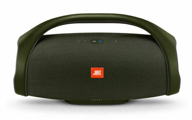 JBL - Portable Bluetooth Speaker BOOMBOX
