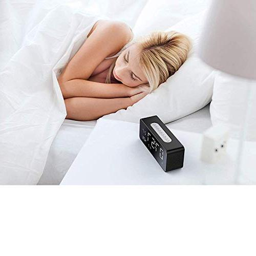 Orionstar with for Bedroom with Inch LED Screen Sleep Port Thermometer Display AUX Micro SD Widely Compatible Model S1