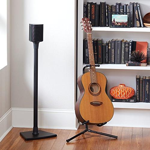 Sanus Wireless Stand for Play:1, Play:3 Audio-Enhancing Design with Built-in Management -