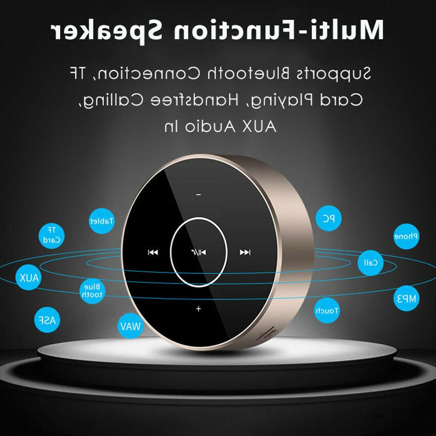 A6 Wired Bluetooth Speaker Subwoofer AUX TF Card