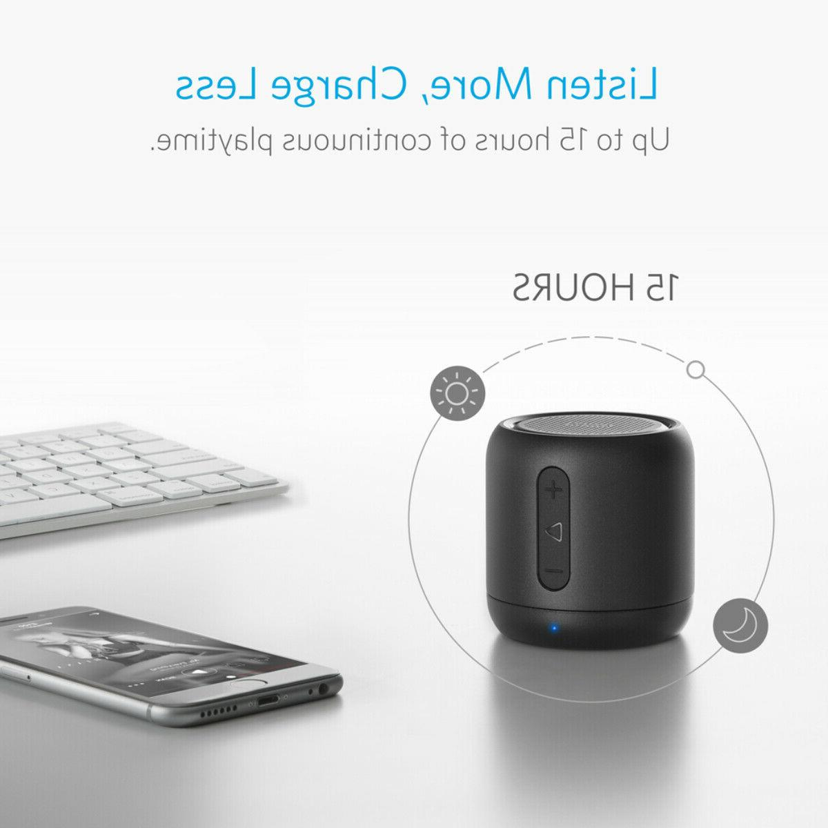 Anker SoundCore Bluetooth 15-Hour Playtime